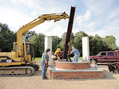 Wappingers Falls 9-11 memorial #1