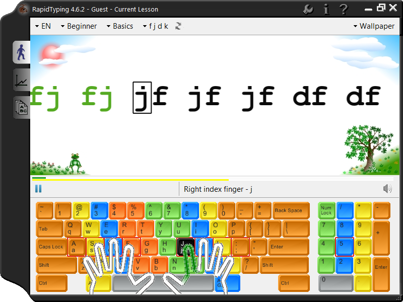 Download RapidTyping 4.6.6
