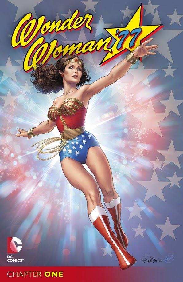 Wonder Woman '77 - Linda Carter - portada
