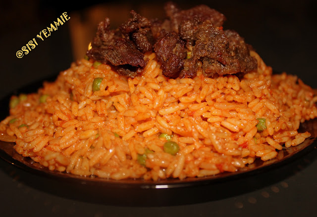 Sunday special party jollof rice sisiyemmie nigerian food theres a reason people fight for party jollof rice at events especially weddings everybody wan do take away why because home made rice is not the same ccuart Gallery