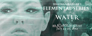 {Review+G!veaway} Water by Shauna Granger
