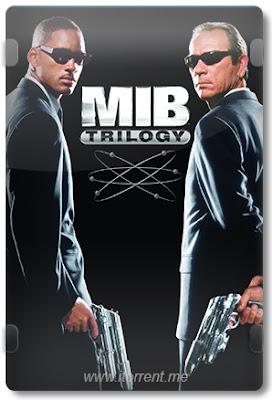 Trilogia MIB: Homens de Preto