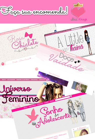 Layouts exclusivos