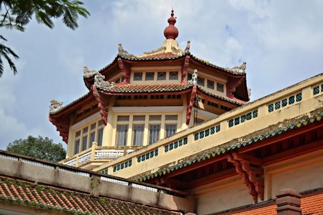 Museo de Historia - Ciudad Ho Chi Minh