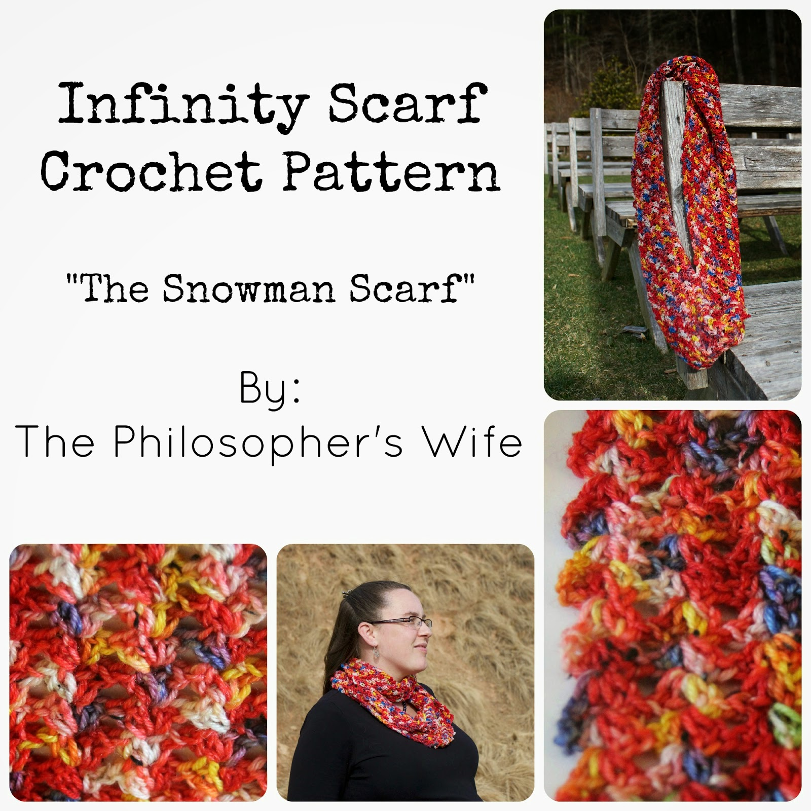 The Philosophers Wife: A Crochet Pattern: The