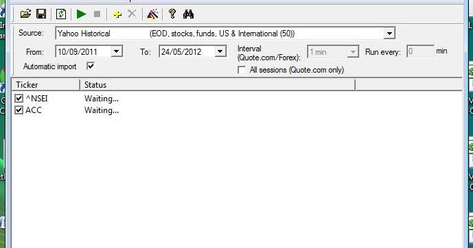 Yahoo finance forex data download
