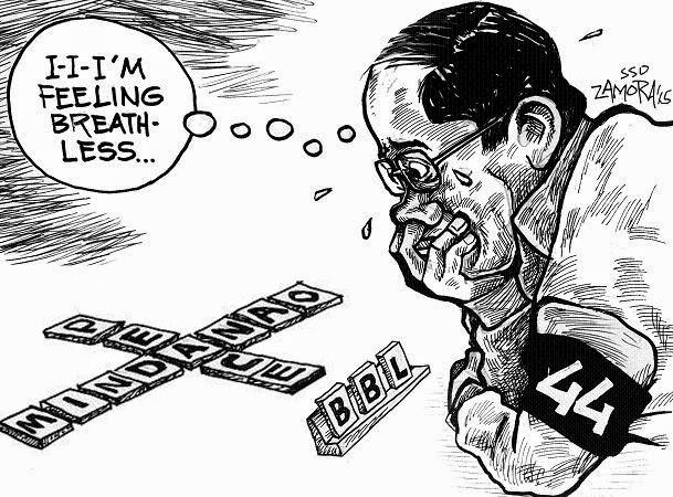 Editorial cartoons of noynoy aquino