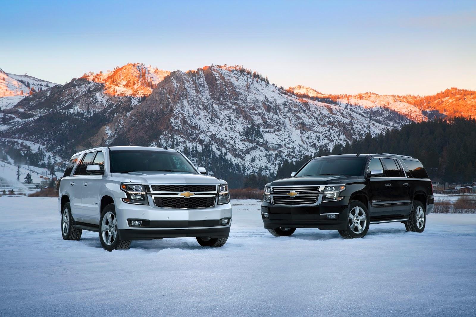 2015 Chevy SUVs Achieve Better Gas Mileage