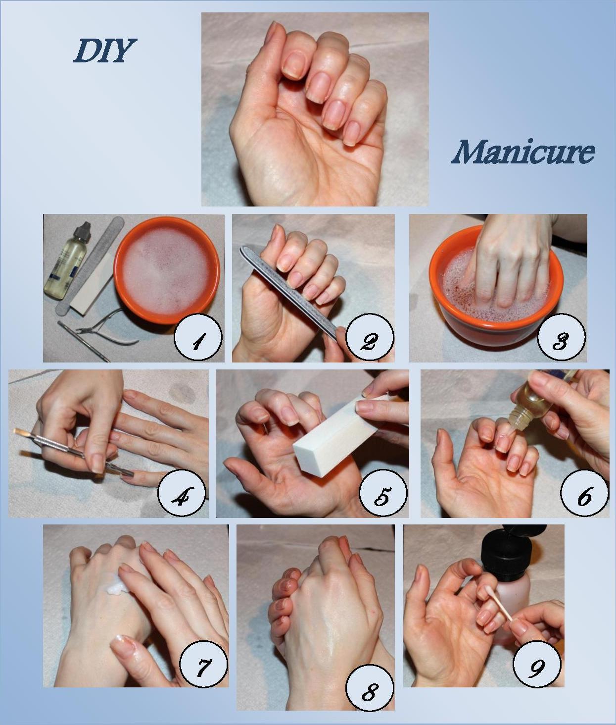 That beauty secret mani monday diy manicure mani monday diy manicure solutioingenieria Gallery