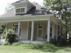 Our first house in Shreveport