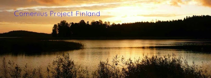 Comenius Project Finland