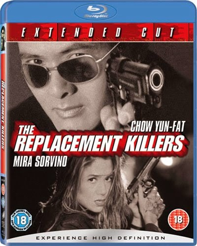 The Replacement Killers 1998 Extended Hindi Dubbed Dual BRRip 300mb