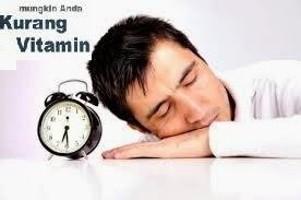 Tanda - Tanda Akibat Kekurangan Vitamin D