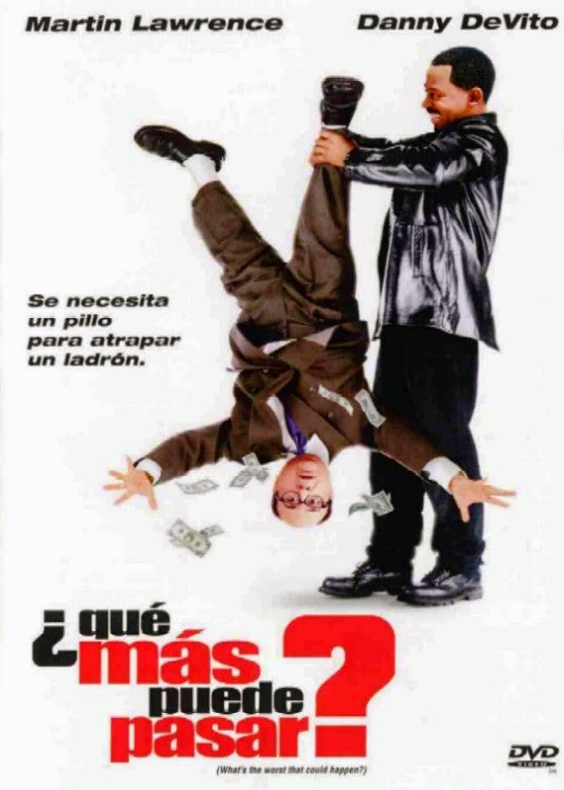 Que Mas Puede Pasar (2001)