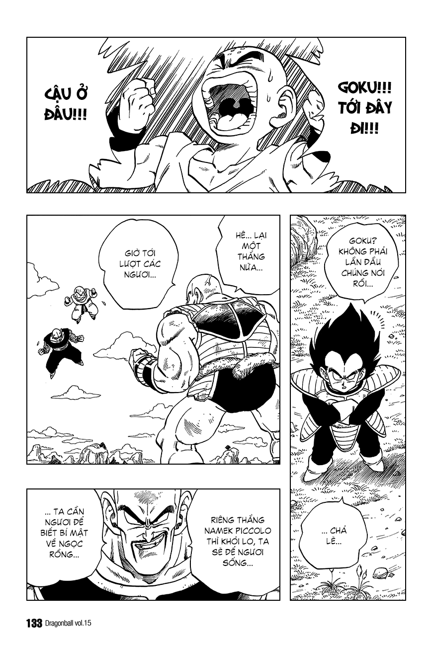 xem truyen moi - Dragon Ball - 7 Viên Ngọc Rồng - Chapter 219