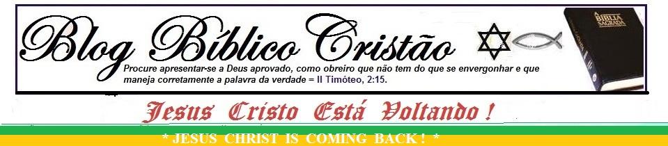 Blog Bíblico Cristão