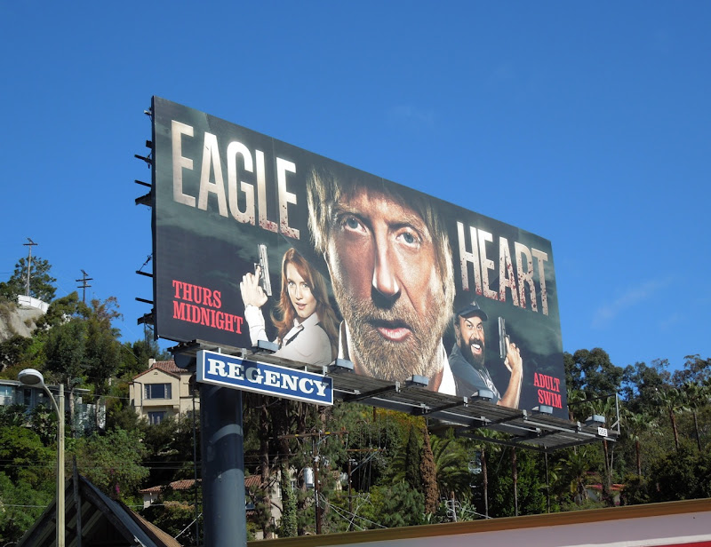 Eagleheart season 2 billboard