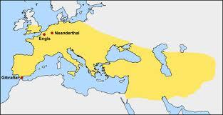 Neanderthal homeland