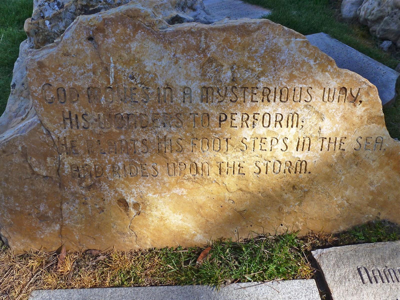 Utah\'s Present History: Urban Myth 3: Gilgal Garden and the Joseph ...