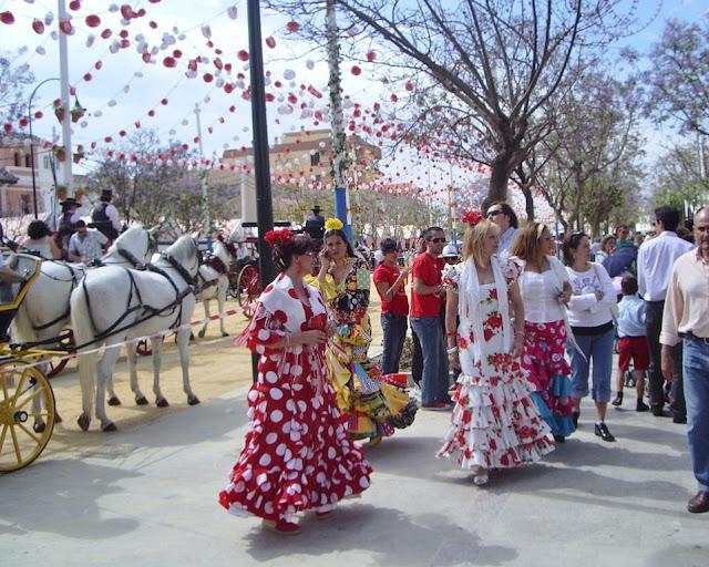 Feria de la  Manzanilla - Sanlúcar de Barrameda