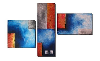 Modern Paintings, Decor and Design, Part 1