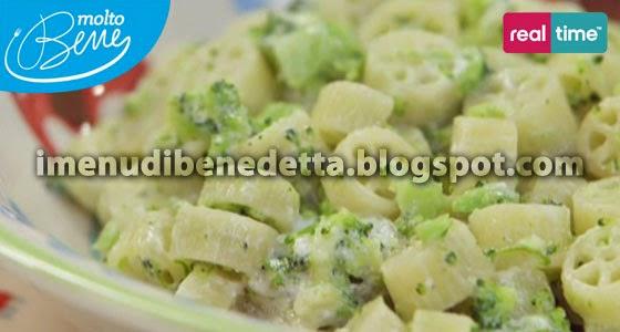 Pasta al Pesto di Broccoli di Benedetta Parodi