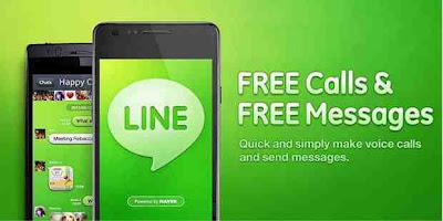 download kumpulan applikasi LINE untuk SmartPhones Dan PC