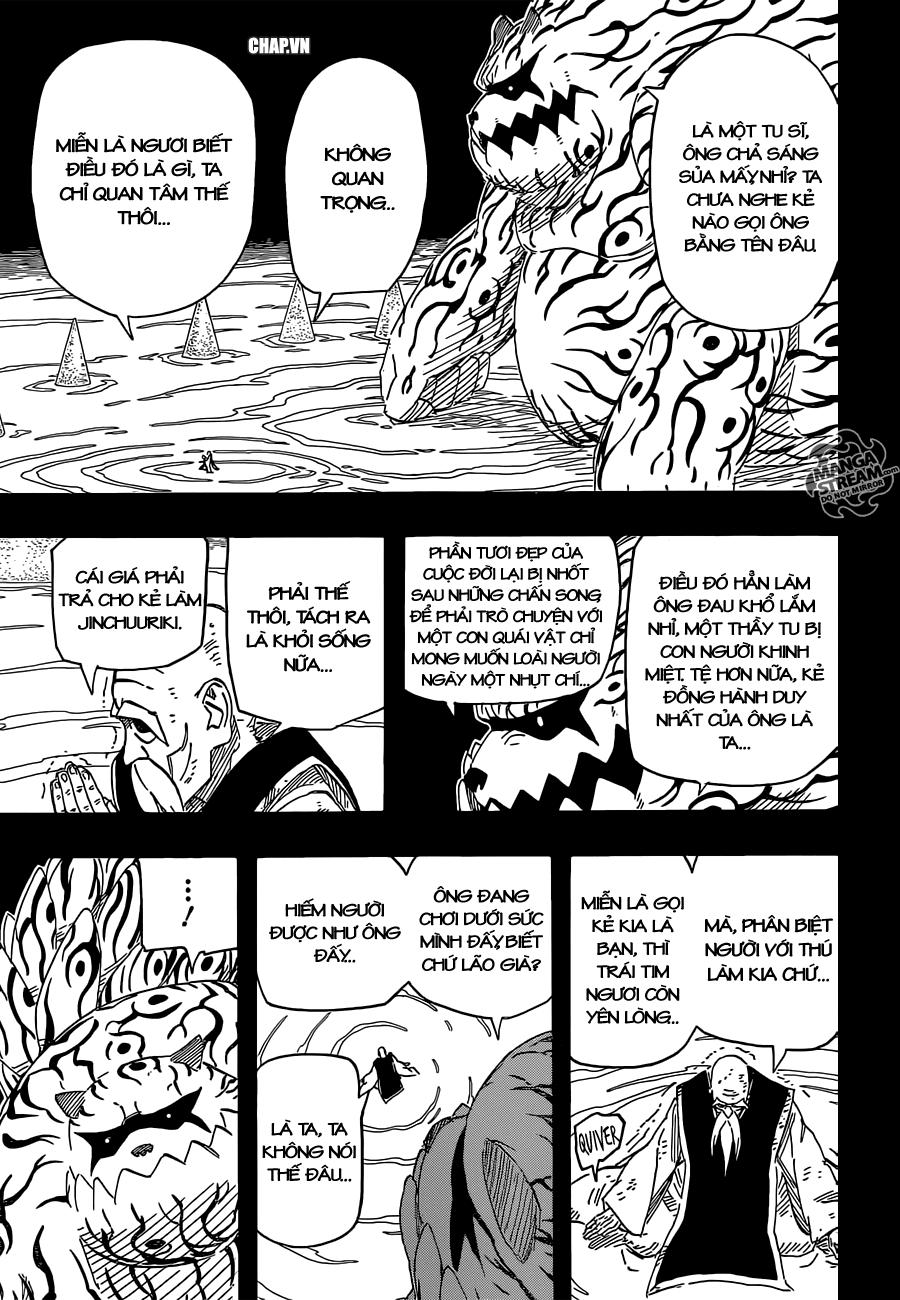 Naruto chap 660 Trang 7 - Mangak.info