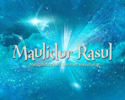 Salam Maulidur Rasul 1434H; Wasatiyyah Tonggak Kesatuan Ummah