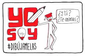 #dibujamelas ¡¡Viva el pensamiento visual!!