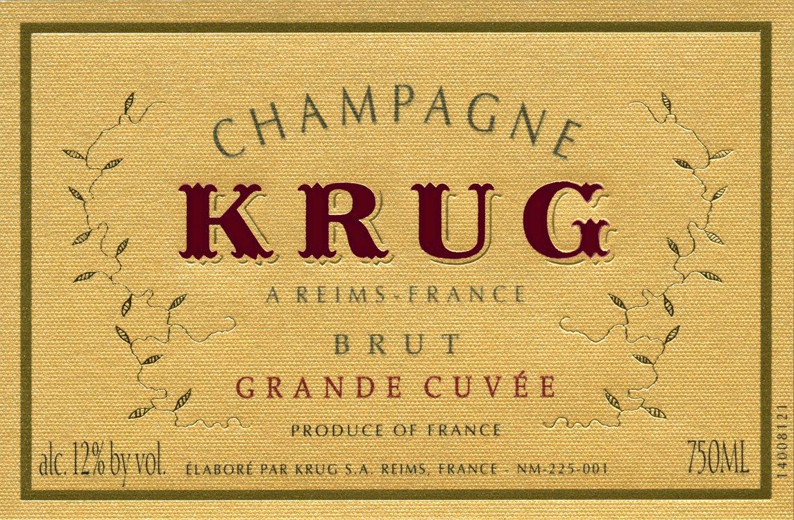The Six Year Plan Krug Champagne Room Las Vegas