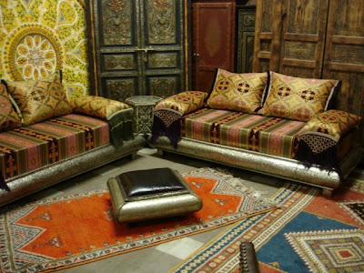 Arabic Living Room Design Ideas