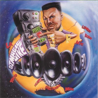 DJ Magic Mike – Bass Bowl (1994) (320 kbps)