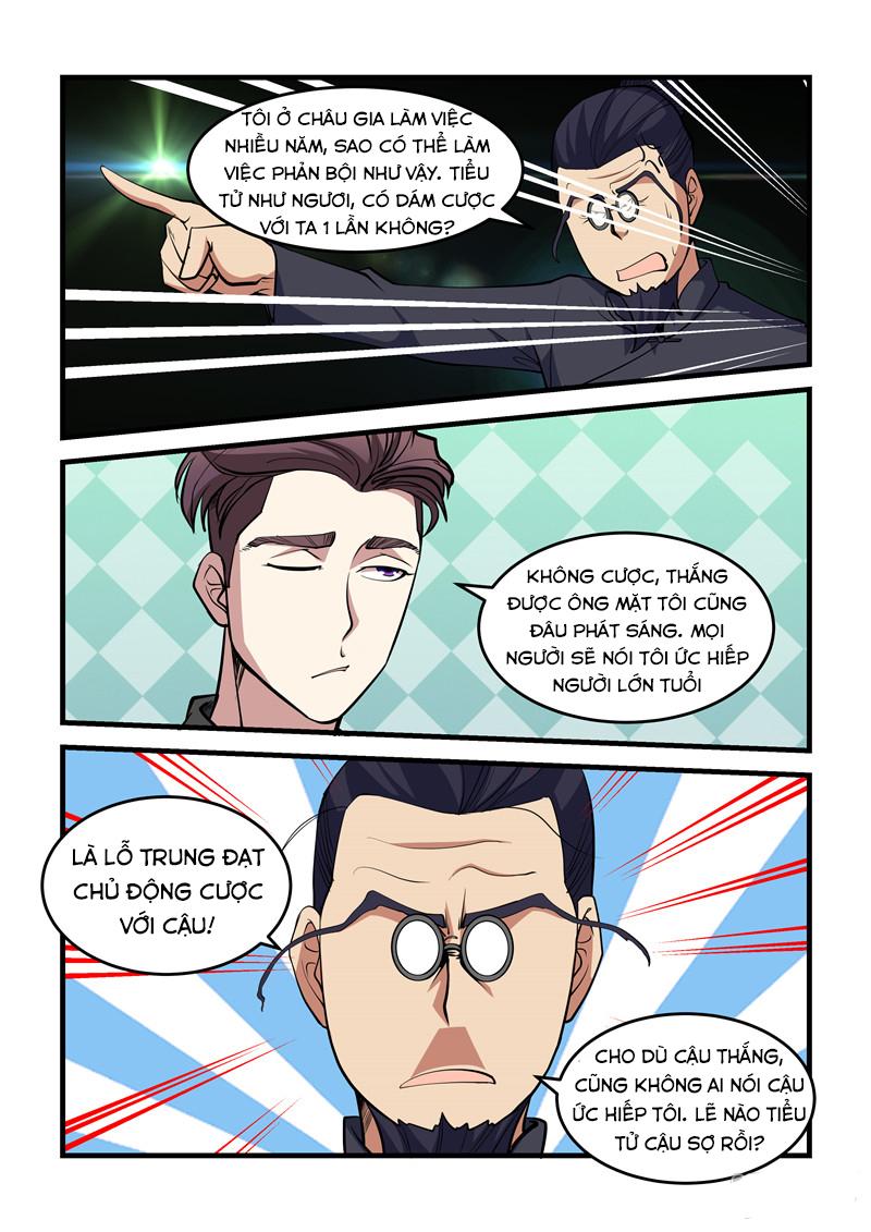 Siêu Cấp Hoàng Kim Nhãn - Chap 37