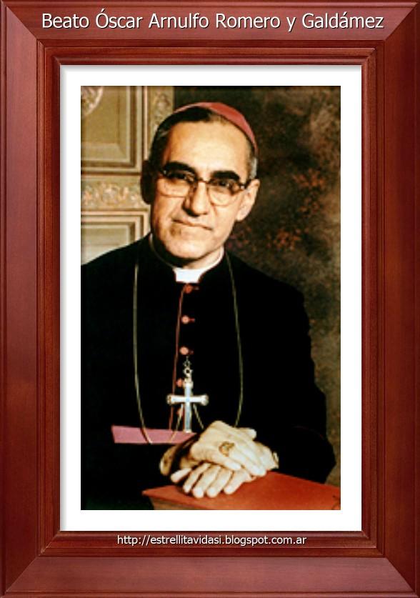Beato Óscar Arnulfo Romero y Galdámez 1917-1980