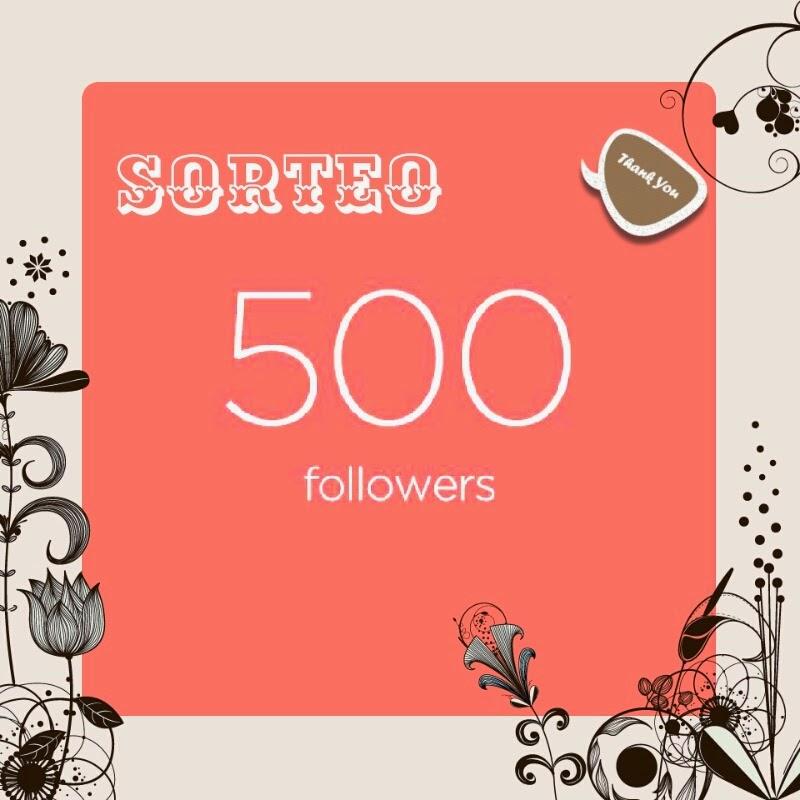 O Meu Cartafol: sorteo 500 seguidores