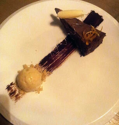 Trishna - Spiced Chocolate Mousse Cake - londonfoodaholic