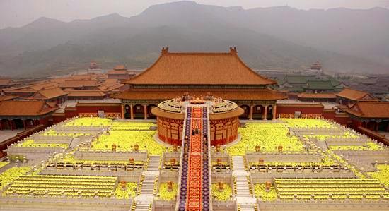 Istana kaisar Cina
