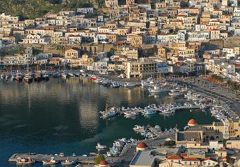 Vistas de Kálimnos - Islas Griegas