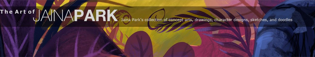 The Art of Jaina Park