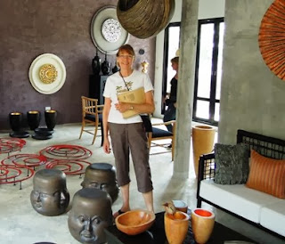 Chiang Mai, market, bazaars, Marla Gentry, furniture