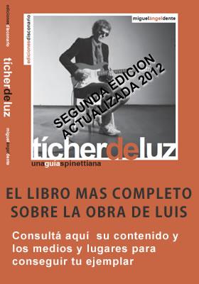 LIBRO TICHER DE LUZ