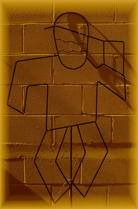 Cinder Man