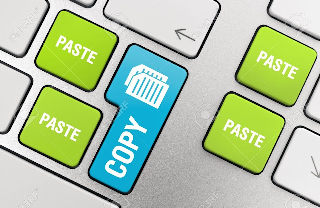 Cara Paling Mudah Agar Blog Anda Tidak Bisa Di Copy Paste