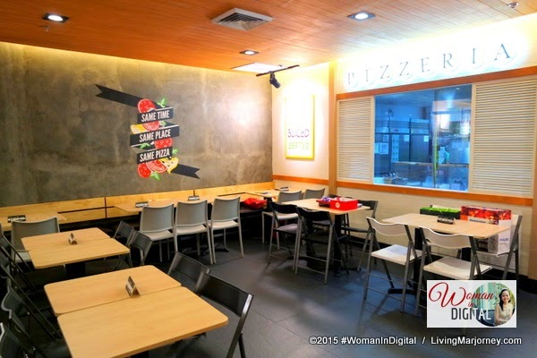 Greenwich Pizza SM North EDSA