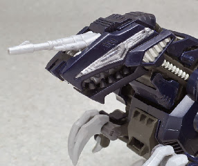 Zoids Geno Ritter a day in a zoid...