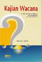toko buku rahma: buku KAJIAN WACANA, pengarang mulyana, penerbit tiara wacana