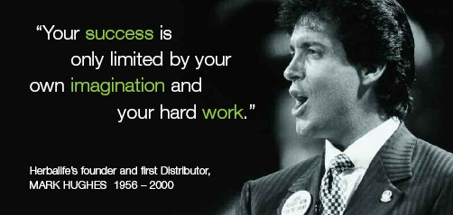 Mark Hughes - Herbalife Founder and 1st Distributor