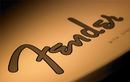 Fender Coffee Table Logo