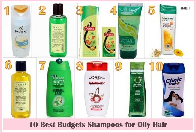 Best Shampoo For Oily Hair Best Shampoo For Oily Hair
